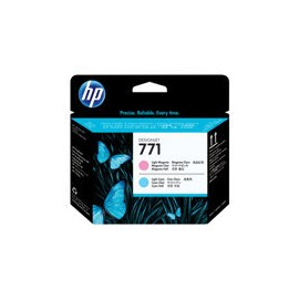 HP 771 printhead light magenta/light cyan