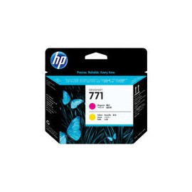 HP 771 printhead magenta/yellow
