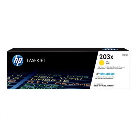HP 203X Yellow Laserkasetti 2,5K