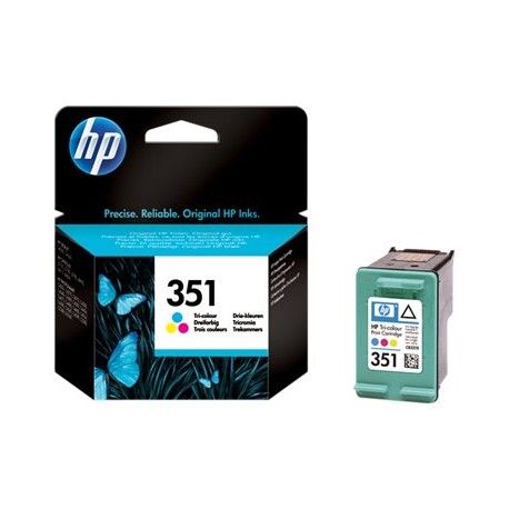 HP No 351 3-väripatruuna
