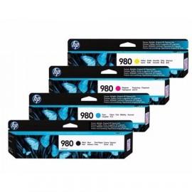 HP 980 Cyan Mustepatruuna 6,6K (D8J07A)