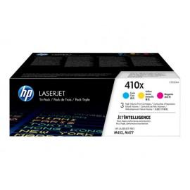 HP 410X Laserkasetit 3-Pack C/M/Y 3x5K (CF252XM)