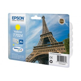 Epson T7024 Workforce Pro Yellow XL 2K