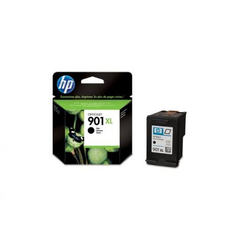 HP No 901XL Musta Mustepatruuna