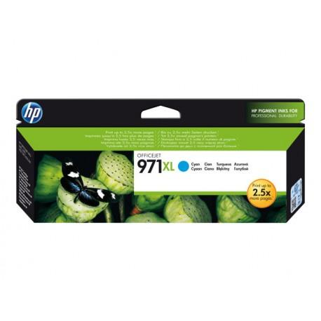 HP 971XL Cyan Mustepatruuna 6,6K