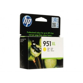 HP CN048ae 951XL Yellow 1.5 mustepatruuna