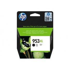 HP No 953XL Musta Mustepatruuna 2K