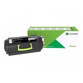 Lexmark 622XE Musta Laserkasetti 45K