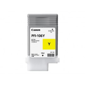 Canon PFI-106Y Yellow 130ml