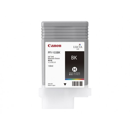 Canon PFI-103MBK Matte Black 130ml (pigmentti)