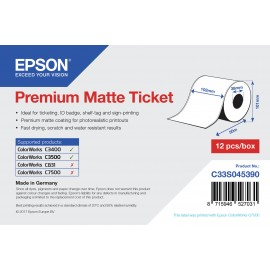 Epson Receipt/voucher Roll 102mm /ColorWorks