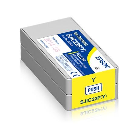 Epson ColorWorks C3500 Yellow Mustepatruuna 32,5ml