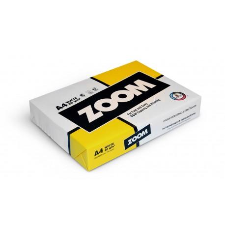Zoom A4 80g /500 Peruskopiopaperi