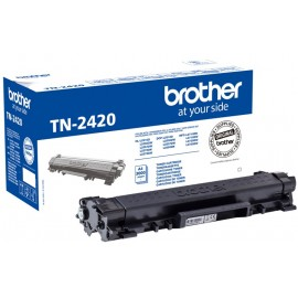 Brother TN-2420 Musta 3K Laserkasetti