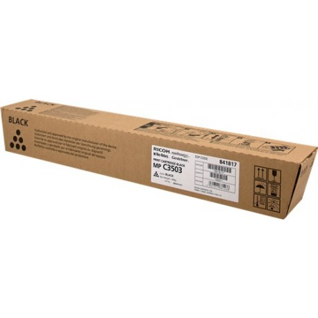 Ricoh MP C3003/C3503 Musta 28K Laserkasetti