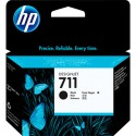 HP No 711 Musta 80ml Mustepatruuna (CZ133A)