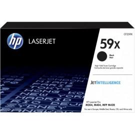 HP 59X Musta 10K Laserkasetti (CF259X)