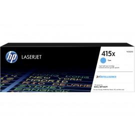 HP 415X Cyan 6K Laserkasetti (W2031X)