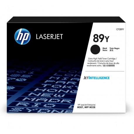 HP 89Y Musta Laserkasetti 20K (CF289Y)