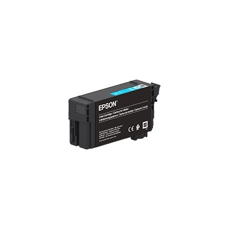 Epson T40C240 Cyan 26ml Ultrachrome XD2