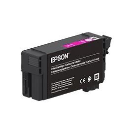 Epson T40C340 Magenta 26ml Ultrachrome XD2