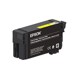 Epson T40C240 Yellow 26ml Ultrachrome XD2