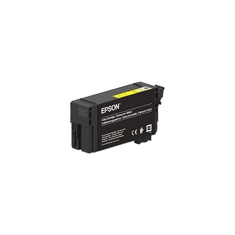 Epson T40C240 Yellow 26ml Ultrachrome XD2