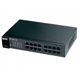 Zyxel GS1100-16 16 Port Gigabit Unmanaged Switch