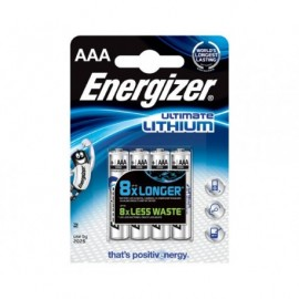 Energizer ultimate lithium 4aaa par./4