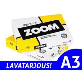 ZOOM A3 80g /LAVA Peruskopiopaperi