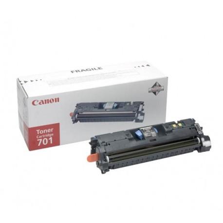 Canon 701 Laserkasetti black 4k