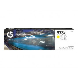 HP 973X Yellow 7K Mustepatruuna