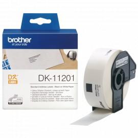 Brother DK-11201 Osoitetarra 29mmx90mm /400kpl
