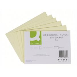 Kirjekuori C6 Vanilja /10kpl