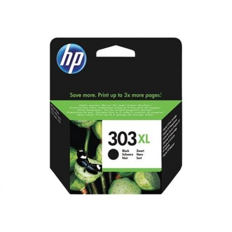 HP No 303XL Musta Mustepatruuna