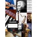 Oppiainevihko Musiikki ProPISA A5/40