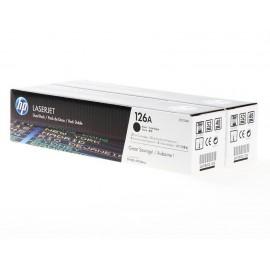 HP 126A Musta 2x1,2K Laserkasetti (CE310AD)