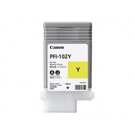 Canon PFI-102 Yellow 130ml (dye)