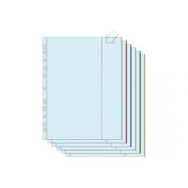 Patenttitasku A4 170mic Valkoinen reuna /100kpl