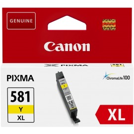 Canon CLI-581XL Yellow (keltainen) Mustepatruuna