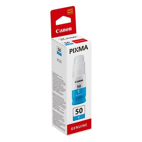 Canon Ink GI-50 C Cyan (täytemuste)