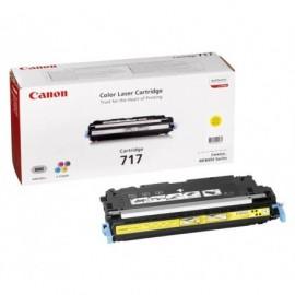 Canon 717 Laserkasetti yellow 4k