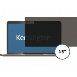 "Tietoturvasuoja Kensington 2-way 15"" Wide 4:3"