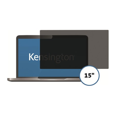 "Tietoturvasuoja Kensington 2-way 15"" Wide 4:3"