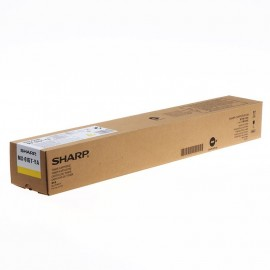 Sharp MX61GTYA Yellow 24K Laserkasetti