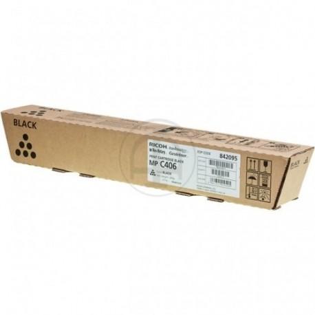 Ricoh MPC307 17K Musta Laserkasetti