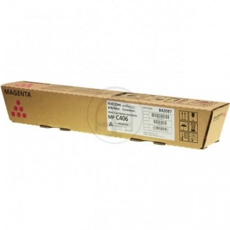 Ricoh MPC307 6K Magenta Laserkasetti