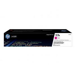 HP 117A 0,7K Magenta Laserkasetti (W2073A)