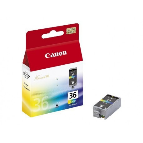 Canon CLI-36C 3-värimustepatruuna