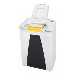 Silppuri HSM Securio AF500-2102 automaattisyötöllä - turvaa yritysten asiakirjojen hävitys helposti